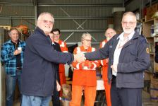 Wollondilly SES Equipment Donation